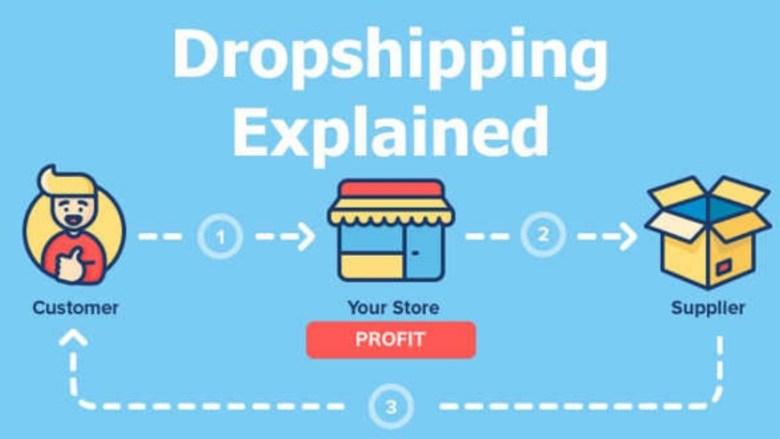 Bisnis Dropshipping