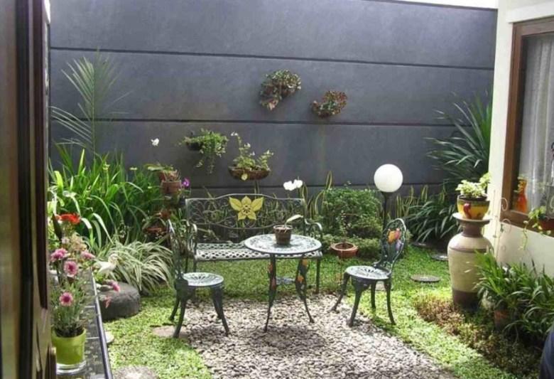 Pertimbangan Saat Membangun Taman Minimalis Dalam Rumah