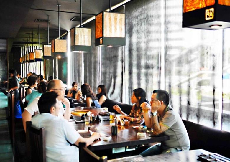 Restoran Gyukaku di Mall Pacific Place