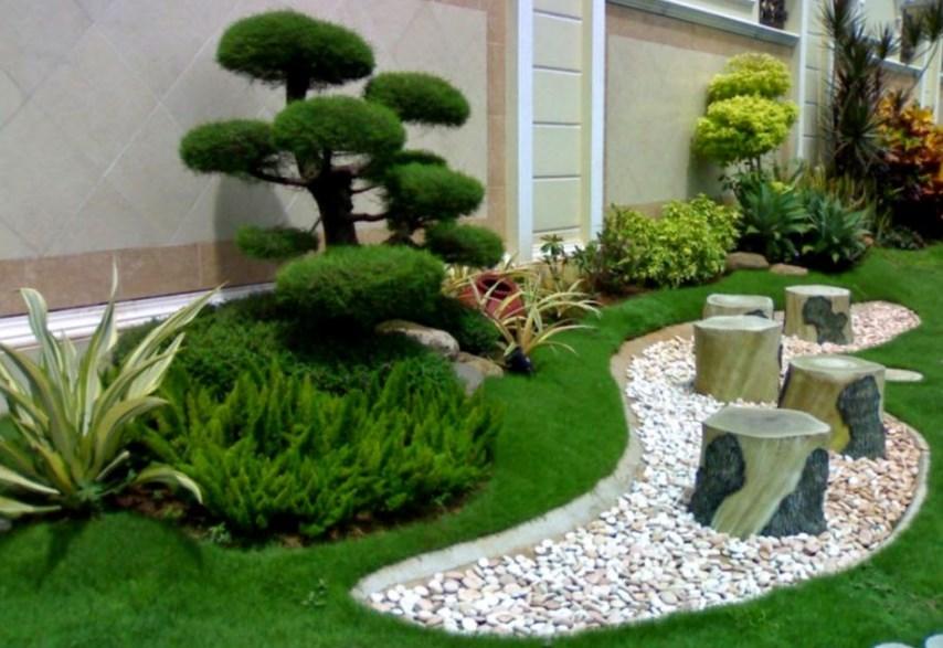 Tips Desain Taman Minimalis Depan Rumah