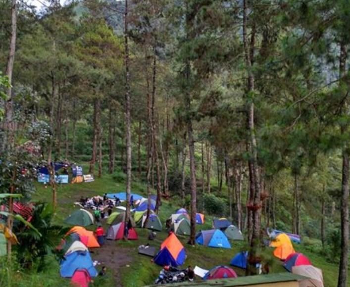 Bumi Perkemahan Hutan Juanda