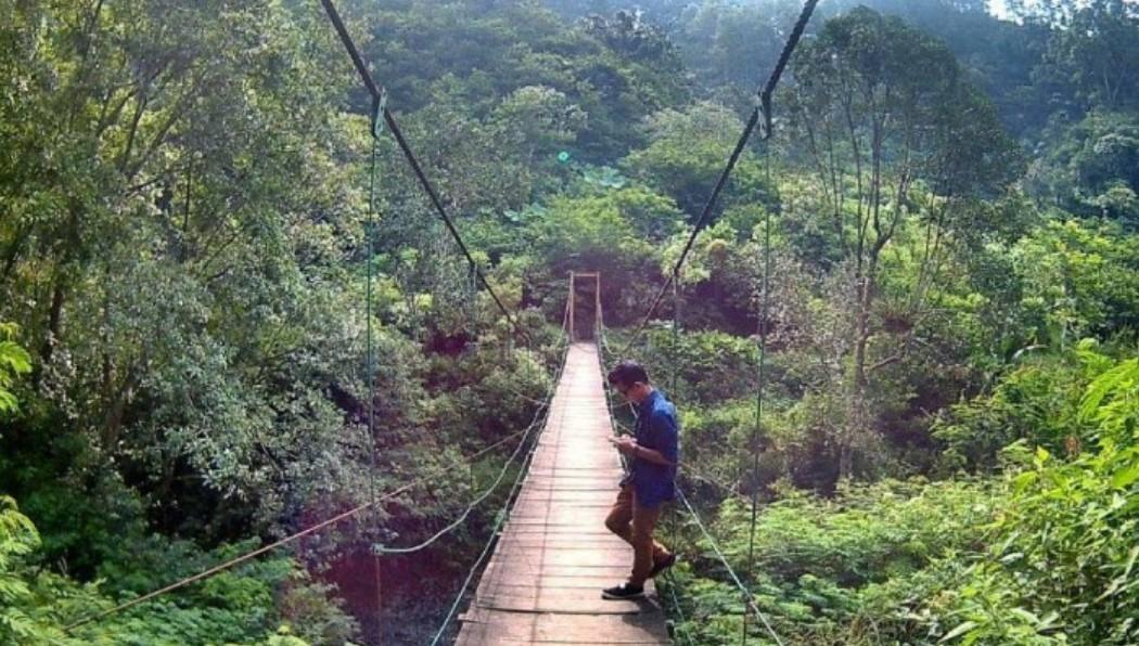 Lokasi Objek Wisata Taman Hutan Raya Juanda Bandung