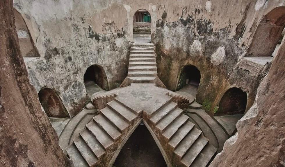 Taman Sari, Tempat Wisata Bersejarah di Jogja Tangga Lima