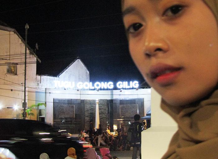Tugu Golong Giling