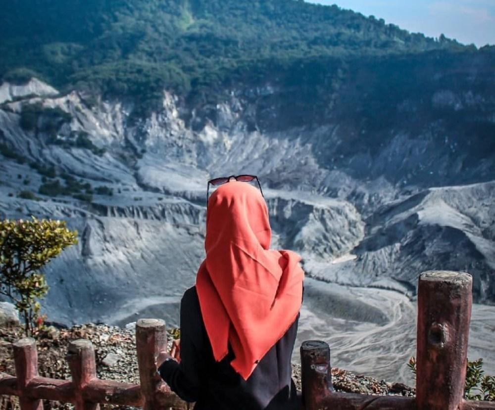 Daya Tarik Wisata Gunung Tangkuban Perahu Bandung