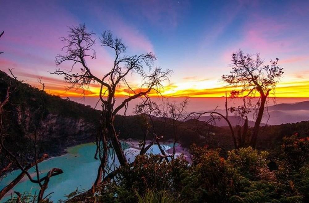 Fasilitas Tempat wisata Kawah Putih Bandung