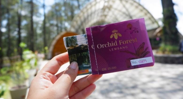 Harga Tiket Orchid Forest Cikole Lembang Bandung