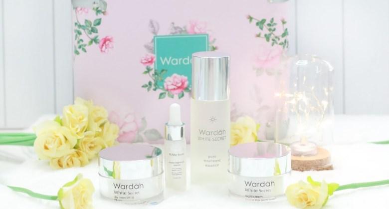 Review Wardah White Secret All Produk Lengkap