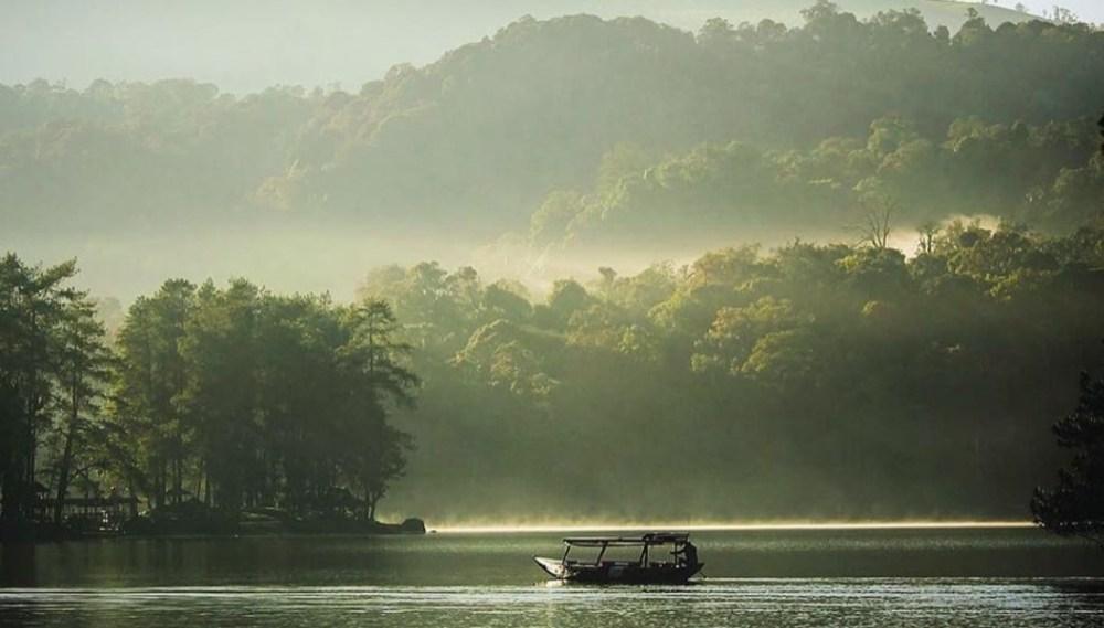 Sejarah Situ Patenggang Bandung sebagai Tempat Wisata Alam