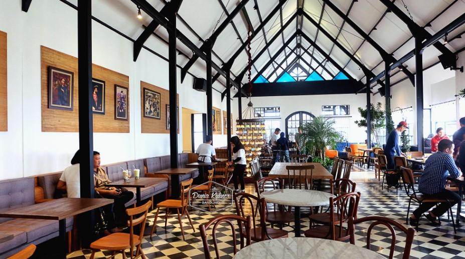 Tempat Wisata Kuliner di Farmhouse Lembang Bandung