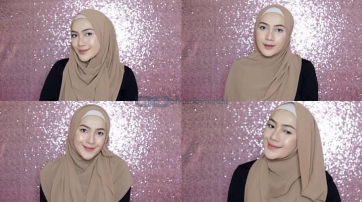 Tutorial Hijab Pashmina Syar'i