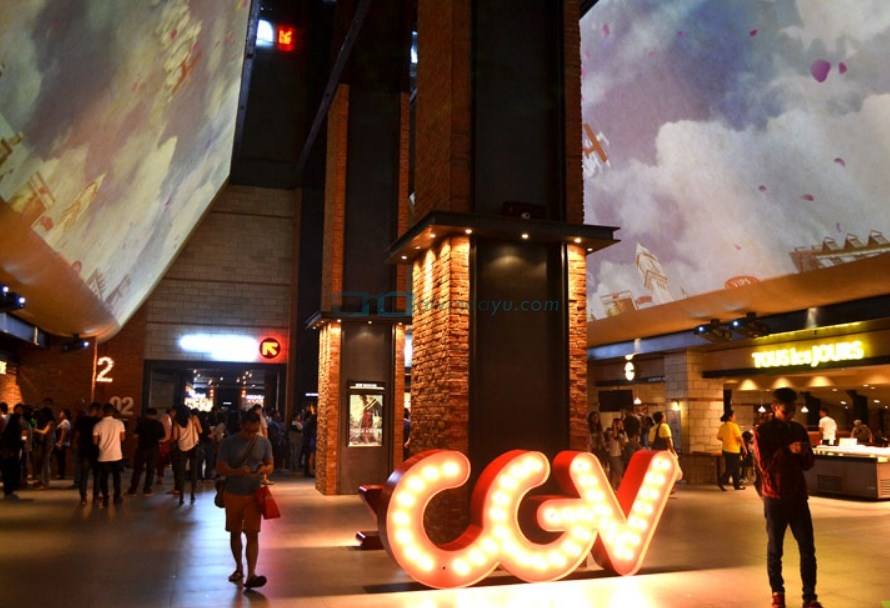 Jadwal Film Bioskop Jakarta Grand Indonesia Hari Ini - CGV