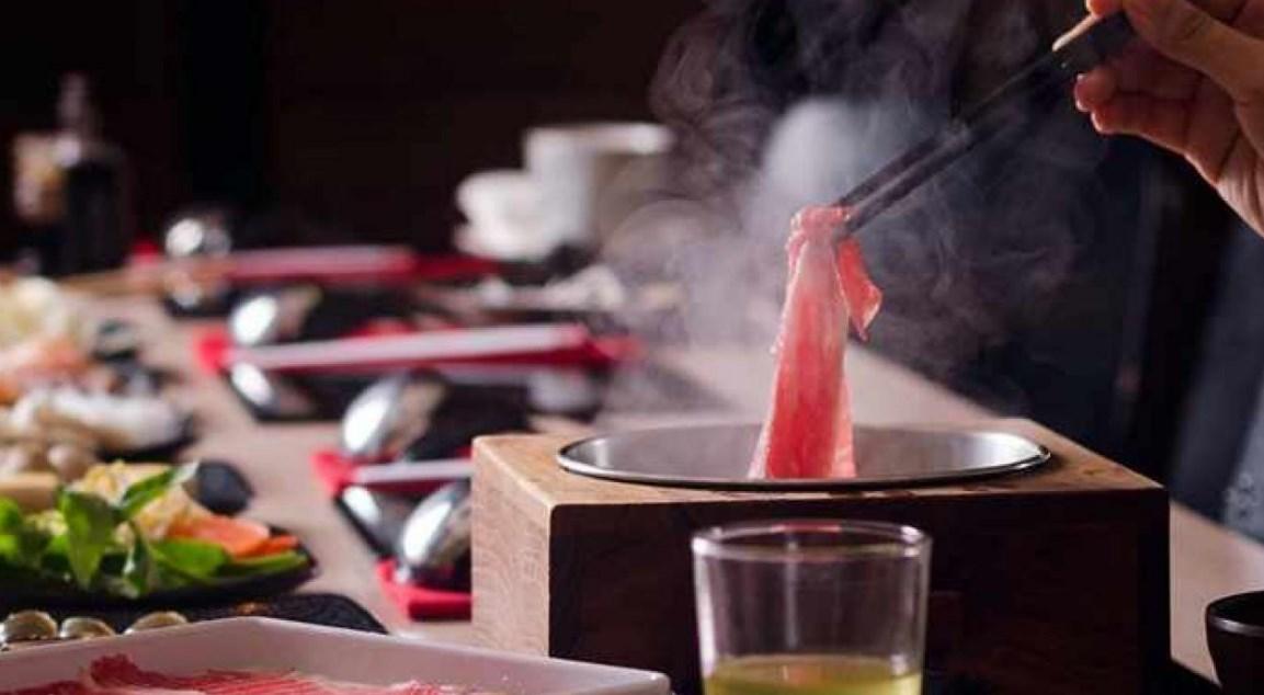 Restoran Sakura di Lebak Bulus
