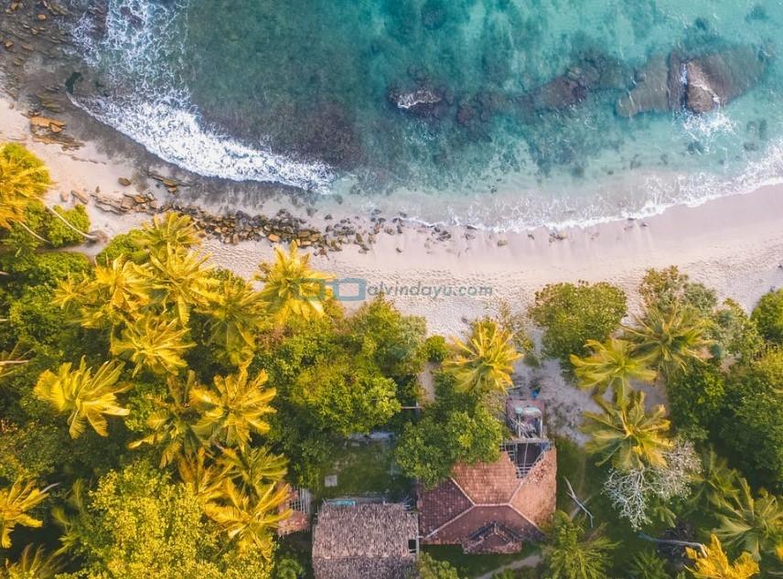 Rute dan Lokasi Pantai Indrayanti Jogja