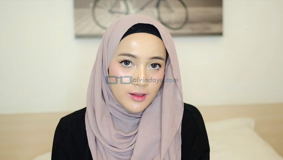 Tutorial Hijab Pashmina Syari SELESAI