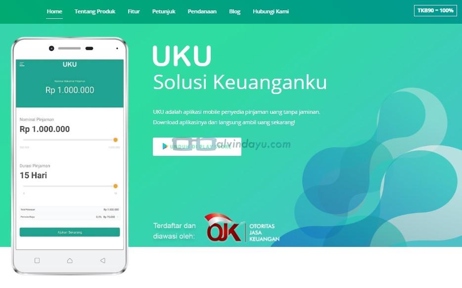 Cara Mudah Dapatkan Pinjaman Kilat Online di Aplikasi UKU