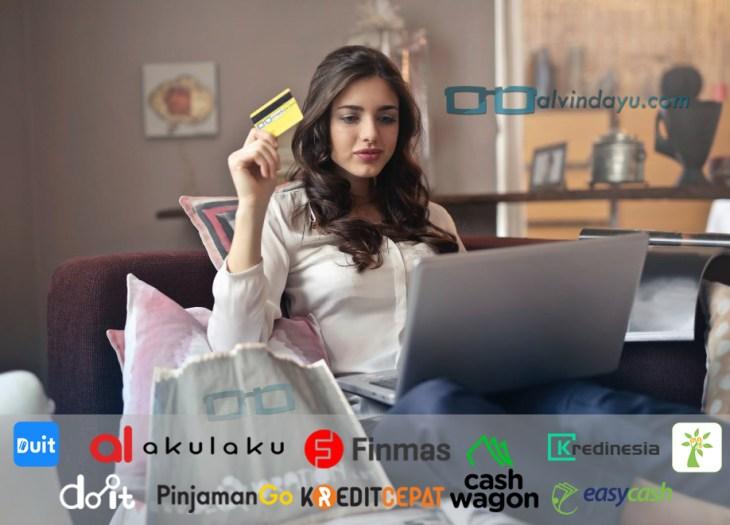 Pinjam Uang Online Terdaftar OJK