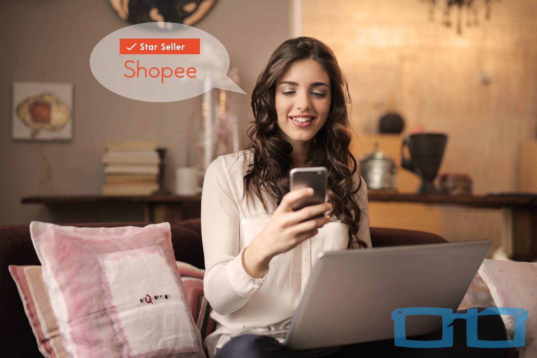 Tips Mendapatkan Undangan Star Seller Shopee