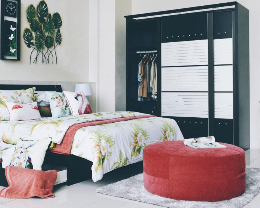 Furniture Kamar Tidur Minimalis Multifungsi
