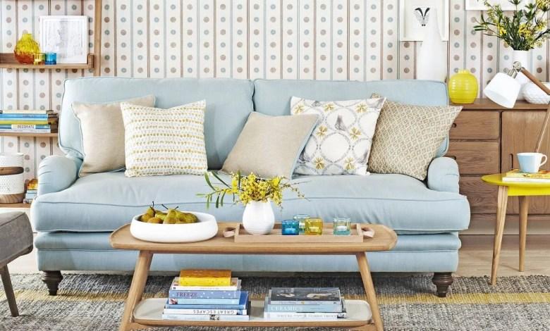 Furniture Minimalis Ruang Tamu yang Sempit