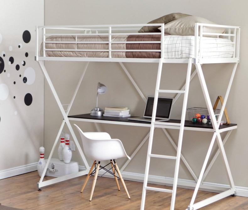Model Furniture Kamar Tidur dan Ruang Belajar Anak