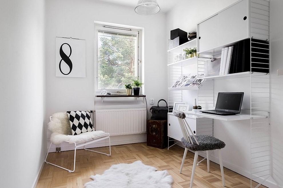 Model Furniture Minimalis Ruang Kerja