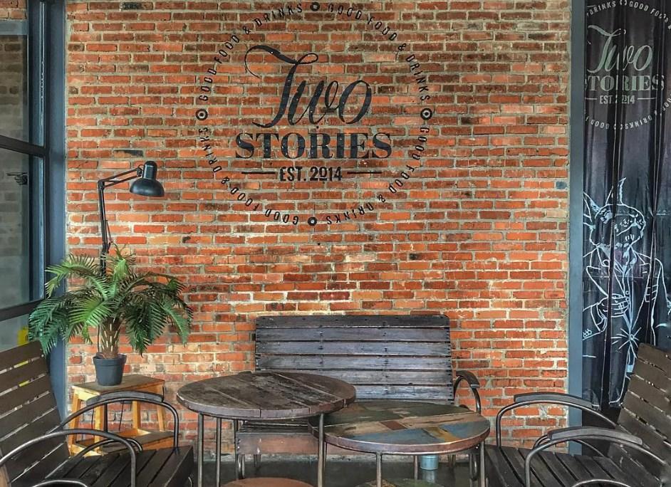 Tempat Nongrong di Bogor Kota Two Stories Café