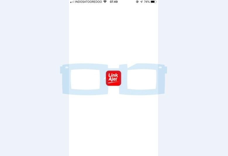 Buka Aplikasi LInk Aja