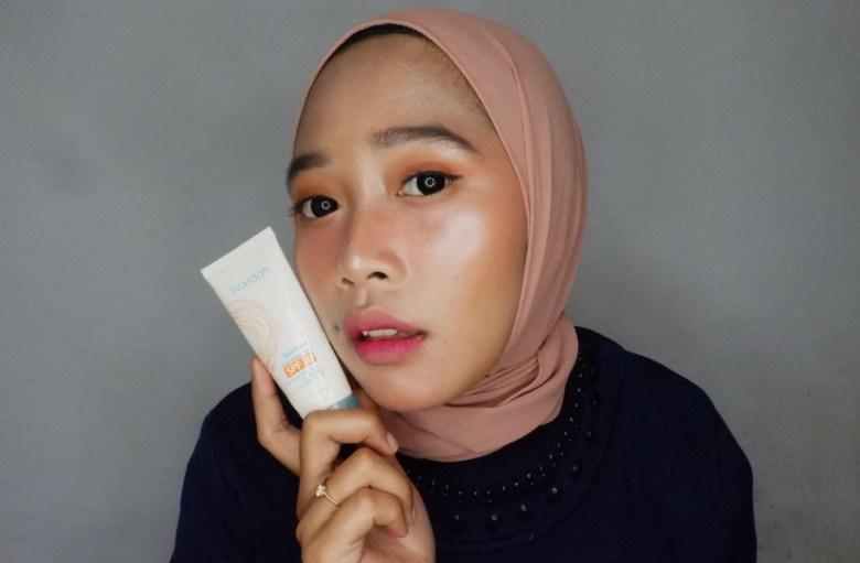 Wardah Sunscreen Gel SPF 30 1