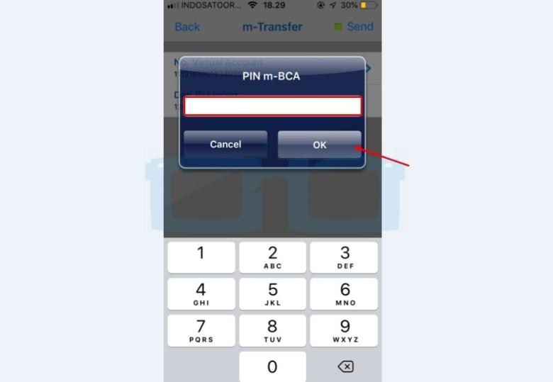 Masukkan PIN m BCA untuk Membayar Tagihan Shopee Paylater