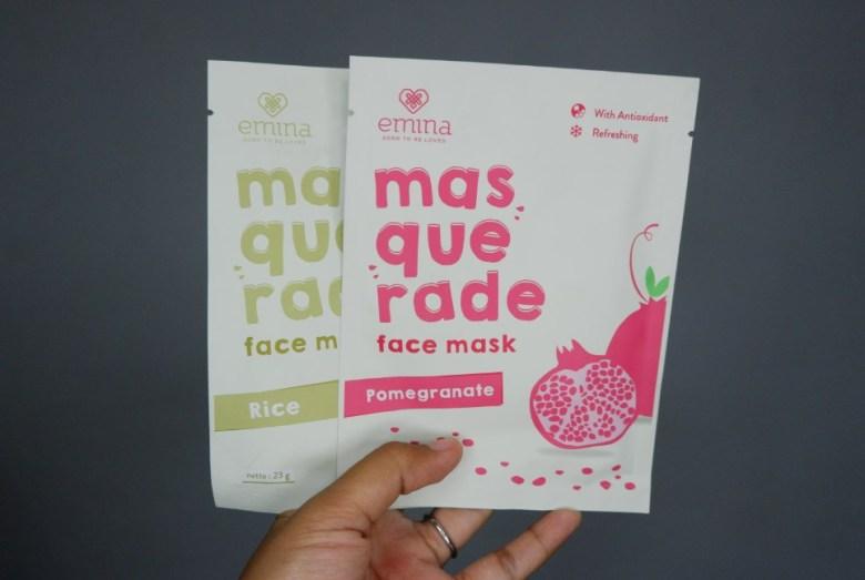 Sheet Mask Emina