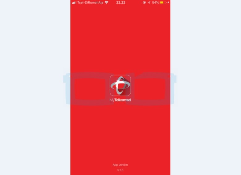 Buka Aplkasi MyTelkomsel