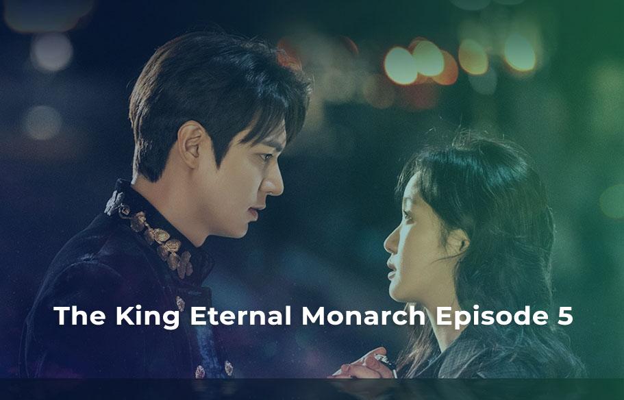 Preview dan Sinopsis The King Eternal Monarch Episode 5