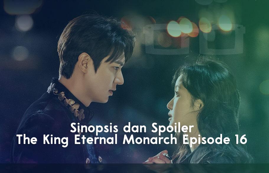 Preview dan Spoiler The King Eternal Monarch Episode 16 END