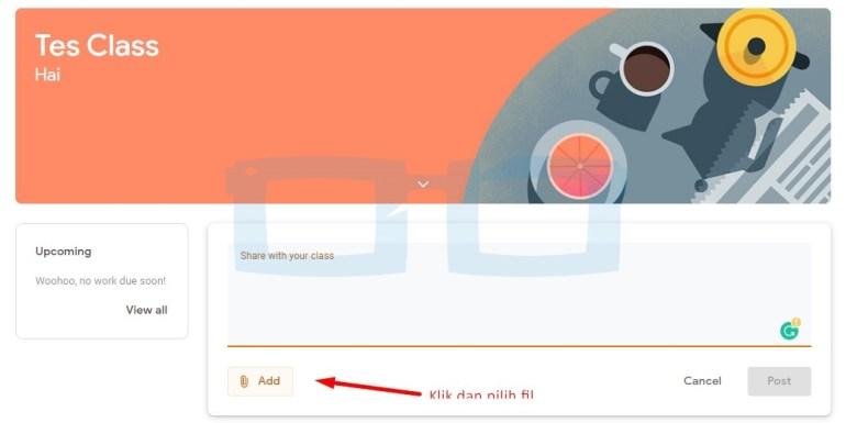 Pilih berkas yang ingin kamu upload