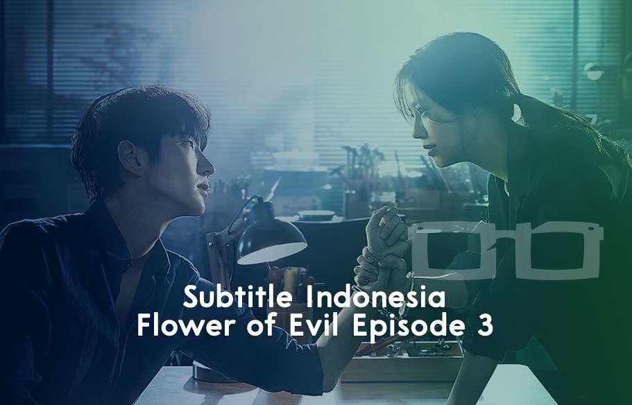 Download Subtitle Indonesia Flower of Evil Episode 3