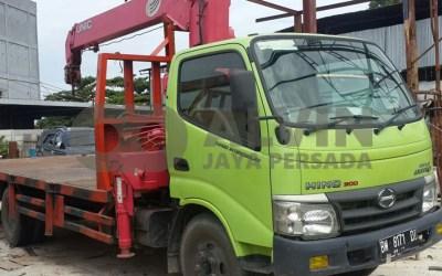 Rental Foco Crane 5 Ton Pekanbaru Riau