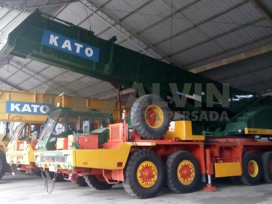 Mobil Crane Kato