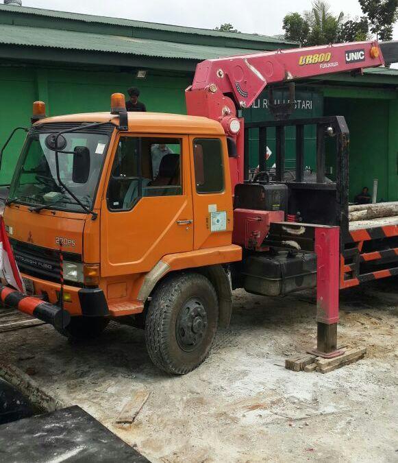 Rental Foco Crane 8 Ton Pekanbaru