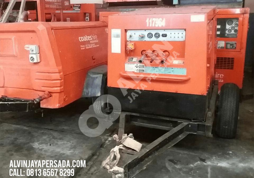 Sewa Compressor Denyo 7 Bar 180cfm