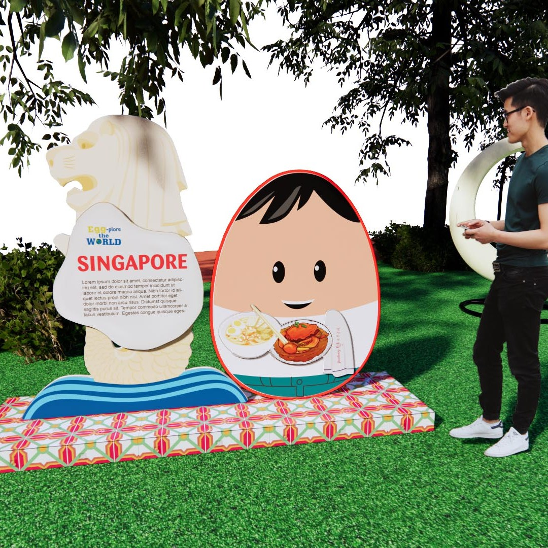 [GIVEAWAY] Join Capitol Singapore's Digital Egg Hunt and win $5 - $50 worth of free vouchers and even concert tickets! See more promos here - - Alvinology
