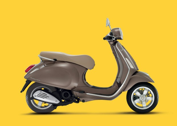 Can you afford to give away a Vespa?