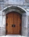Vestabule Door