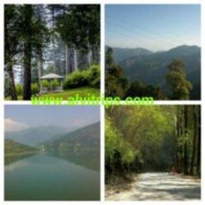 Tourist place near tihri gardhwal