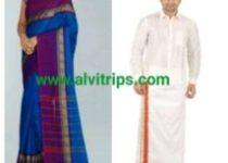 कर्नाटक का पहनावा स्त्री और परूष