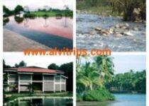 मलप्पुरम पर्यटन स्थलों के सुंदर दृश्य