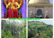 सांगली पर्यटन स्थलों के सुंदर दृश्य