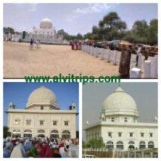 मुकाम मंदिर राजस्थान के सुंदर दृश्य