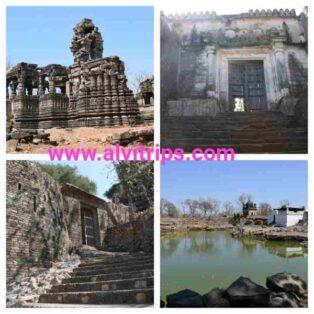 अजयगढ़ का किला