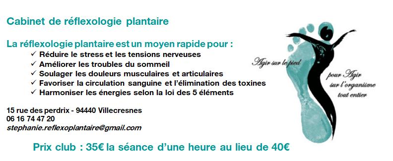 reflexologie plantaire
